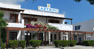 hotel Asteri in Serifos